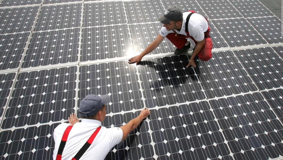 ¿Sabías que...? La apuesta por los paneles solares fotovoltaicos