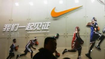 Ganancias de Nike aumentan 25%
