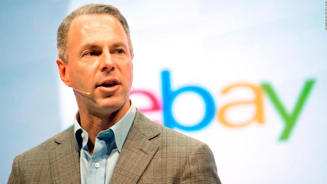 Ebay pierde a su CEO