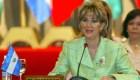 Esposa de ex presidente juzgada por fraude de US$ 17 millones