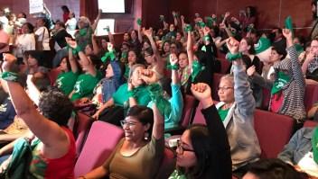 Oaxaca aprueba despenalización del aborto