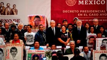 Ayotzinapa: 5 años buscando a los estudiantes