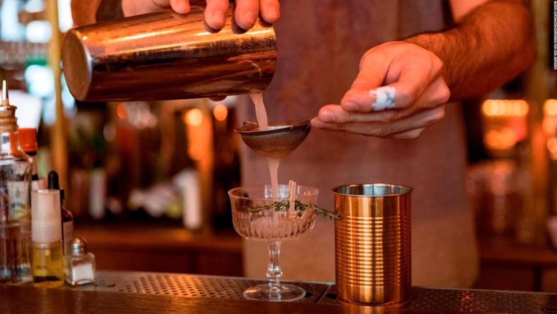 Brainwave, un invento para ayudar a los indecisos a escoger sus bebidas