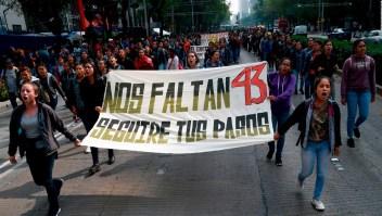 La importancia de los camiones en el caso Ayotzinapa