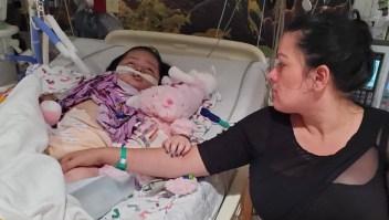 Niña de 5 años salva la vida de 2 personas