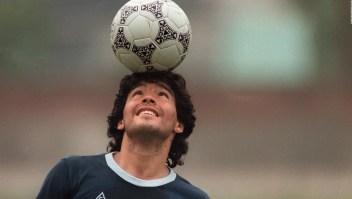 Documental cuenta la vida de Maradona con material inédito