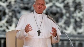 El papa Francisco no le teme a un cisma en la Iglesia católica