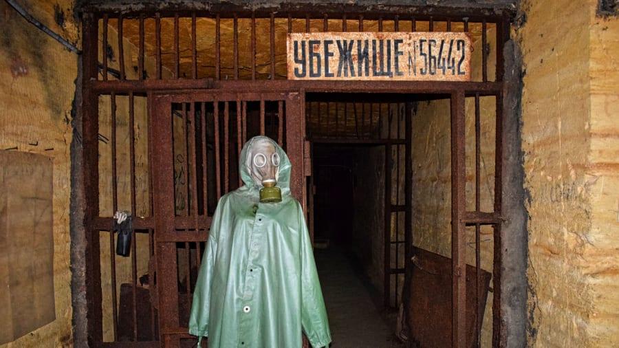 Túneles de Odessa