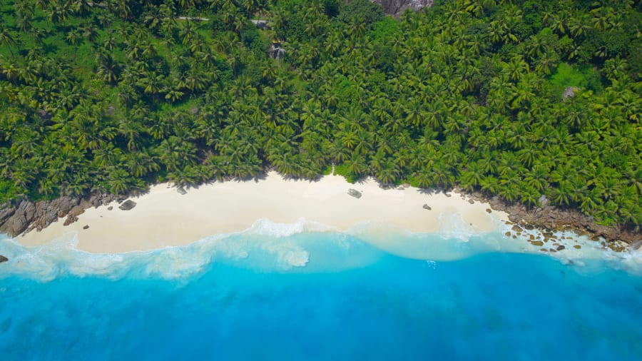 Fregate, Seychelles.