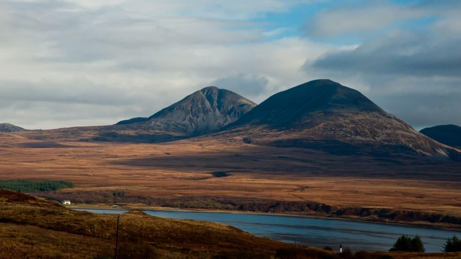 Jura, Escocia.