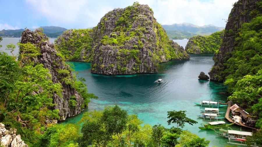 Palawan, Filipinas.