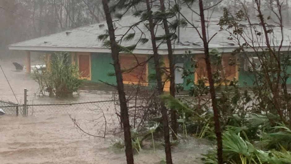 Inundaciones Dorian