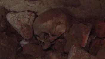 Encuentran cráneos en la que era la casa del expresidente de Paraguay Alfredo Stroessner