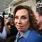Excandidata presidencial Sandra Torres es detenida en Guatemala