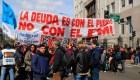 Crisis económica en Argentina alarma a sus vecinos y socios de Mercosur
