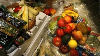 ONU: US$ 400 mil millones en alimentos son desperdiciados