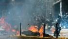 Argentina denuncia crímenes en Venezuela