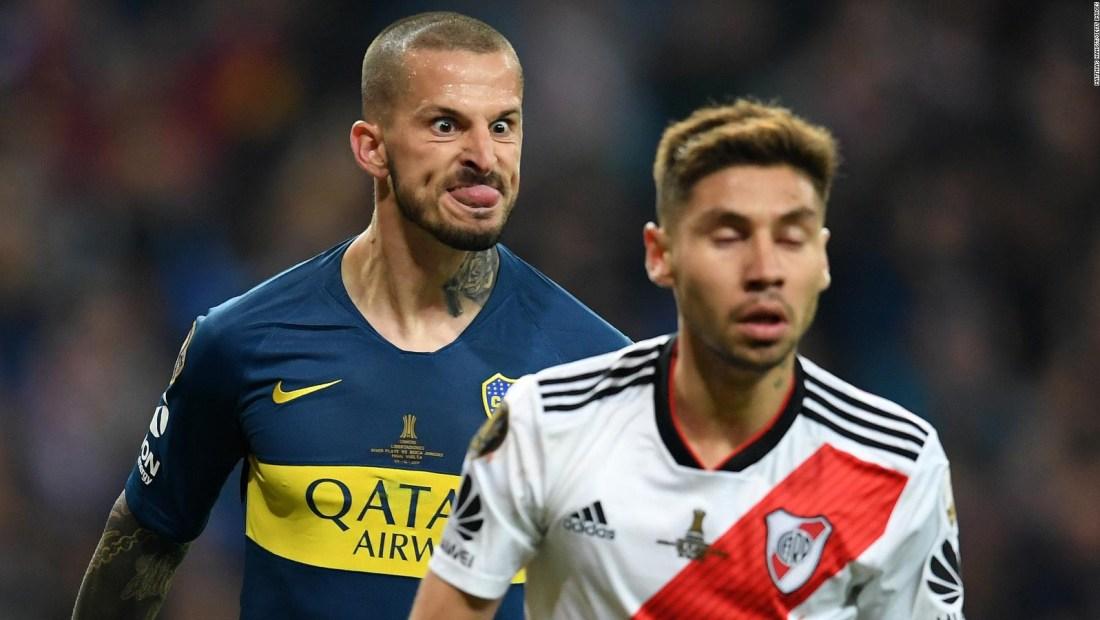 ¿Sabes cuántos Boca-River han habido en la Libertadores?