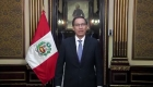 Martín Vizcarra sigue siendo presidente de Perú