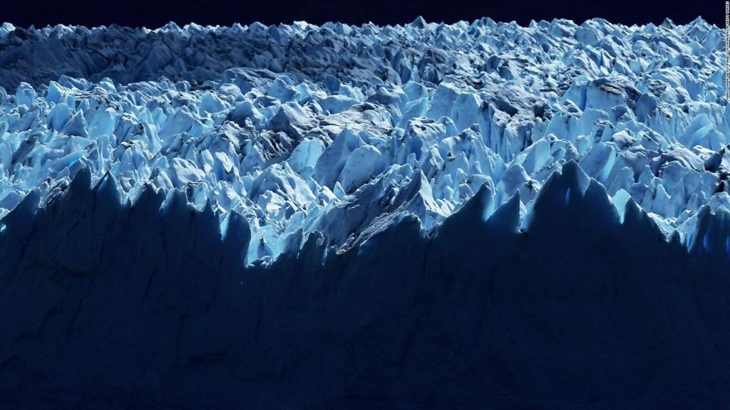 Severos derretimientos causan adelgazamiento de glaciares andinos