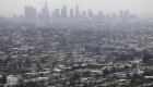La calidad del aire es cada vez peor, según un estudio