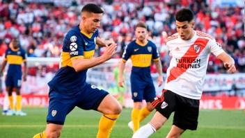 River da el primer golpe ante Boca en las semifinales de la Libertadores