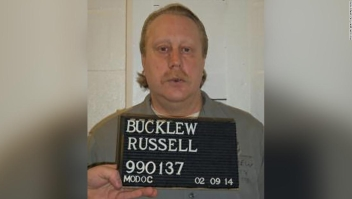 Convicted murderer Russell Bucklew is scheduled to be executed in Missouri after midnight Wednesday, May 21, 2014.
