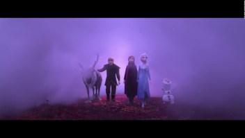 """Escucha el avance de la nueva canción de """"Frozen 2"""""""