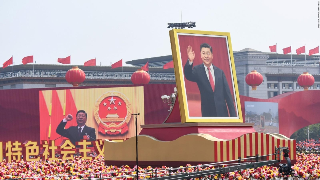 China celebra su 70 aniversario