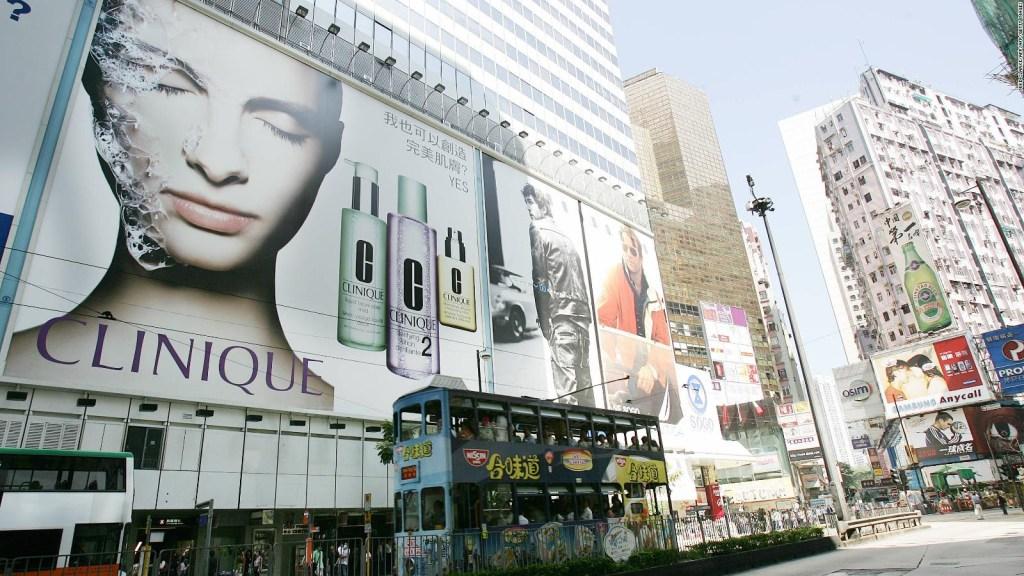 Caída récord en ventas minoristas en Hong Kong