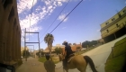 El controversial arresto de policías a caballo