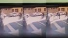 El video de la fuga de una excongresista colombiana