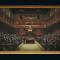 El millonario Parlamento con chimpancés de Banksy