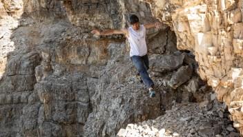 Establece récord de escalada en Cima Grande