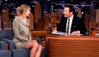 Taylor Swift casi sufre una crisis por una banana