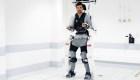 Paralítico pudo caminar gracias a un traje robótico