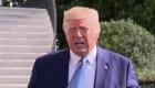 Trump tilda de ridículo el juicio político