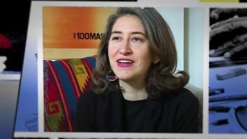 'La loca del taper', la celebridad ambientalista en redes