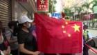 Medida del gobierno provoca la furia de los manifestantes en Hong Kong