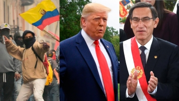 Ecuador en estado de excepción y más noticias de la semana