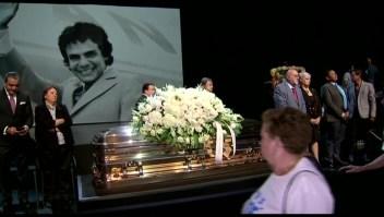 José José recibe su último adiós en Miami