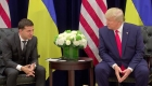 Trump enfrenta otra denuncia sobre su llamada con Ucrania