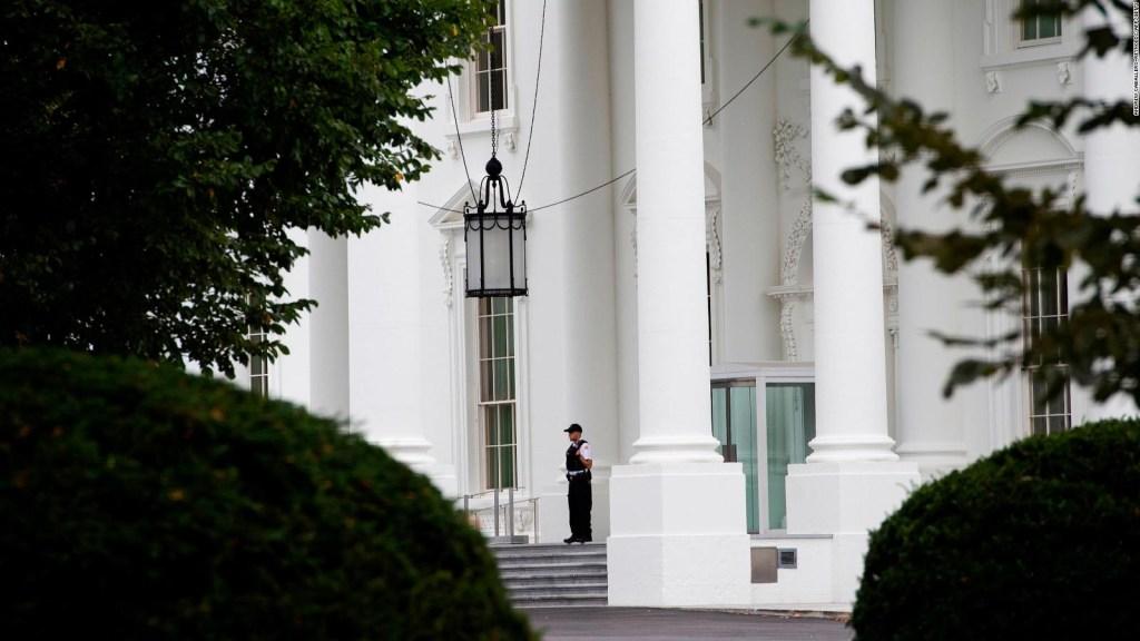Un mes del proceso para juicio político contra Trump
