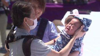 Crisis de natalidad en Japón