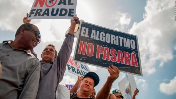 Ordenan auditoría de votos en República Dominicana
