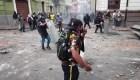 El balance que deja el caos en las calles de Ecuador