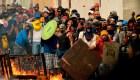 Ecuador: paro indígena contra el gobierno