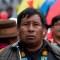 Indígenas protestan contra las medidas de Lenín