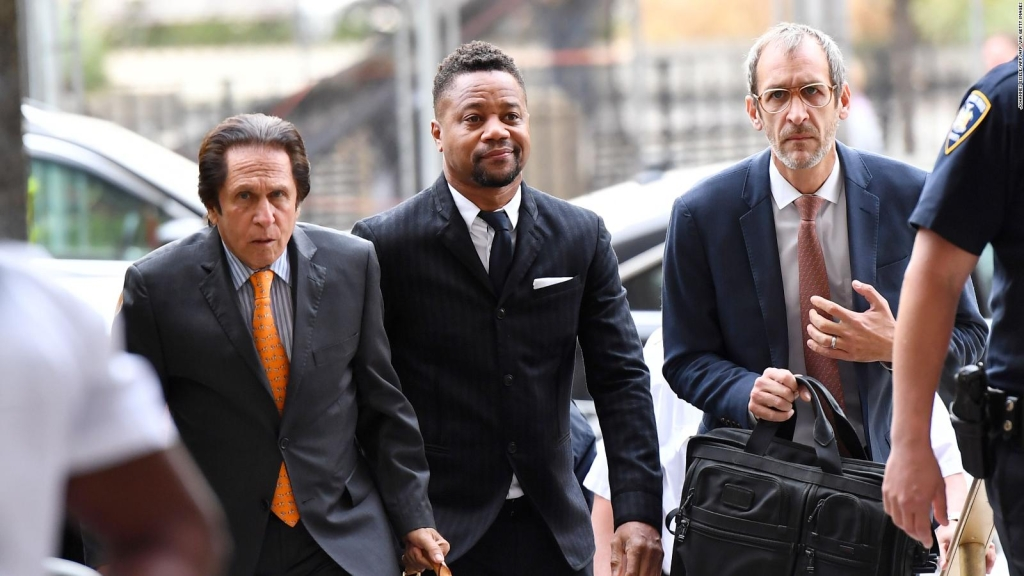 Comienza el juicio por supuesto abuso sexual de Cuba Gooding Jr.