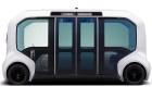 Tokio 2020: el innovador vehículo que transportará a los atletas